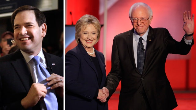 Poll: Rubio beats Dems in hypothetical 2016 matchup