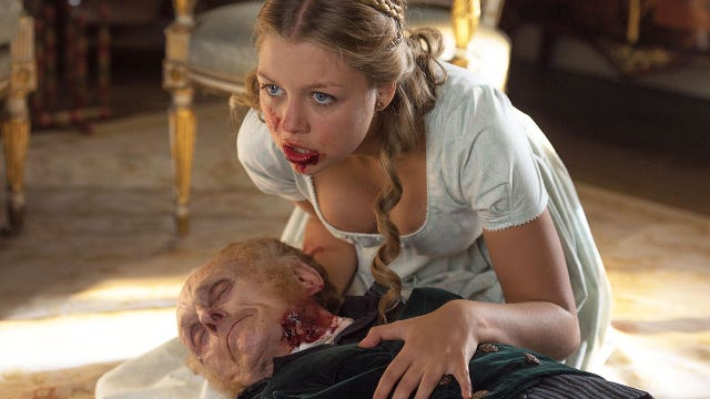 'Pride and Prejudice and Zombies' the ultimate date movie?