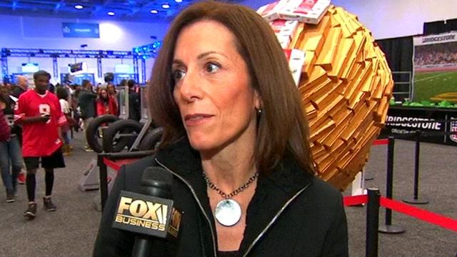 CMO of Adobe Anne Lewnes talks advertising at Super Bowl 50