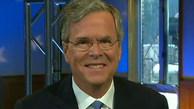 Republican presidential candidate on 'Fox News Sunday'