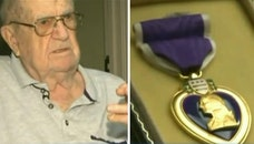 VA demanding proof veteran with Purple Heart served in the military