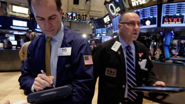 Stocks rocked again