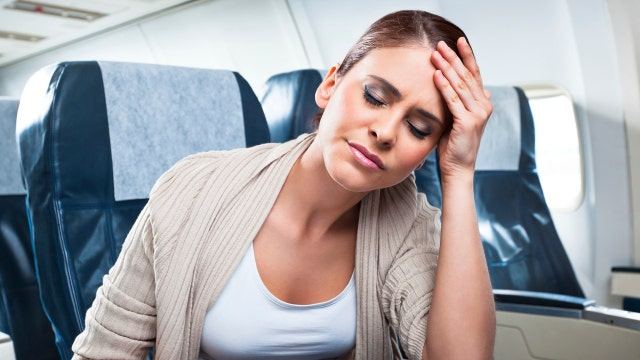 How to prevent motion sickness