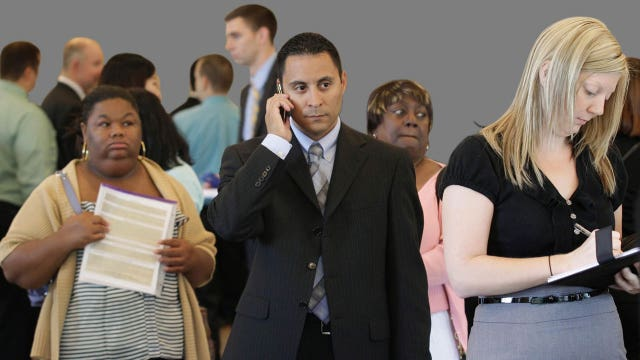 Growing number of Americans handing in their walking papers
