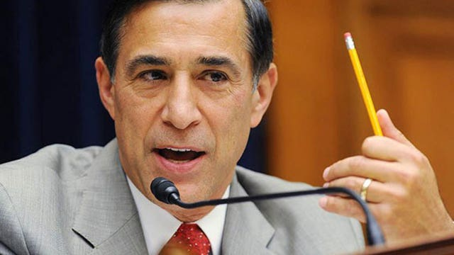 Alan Colmes and Rep. Darrell Issa