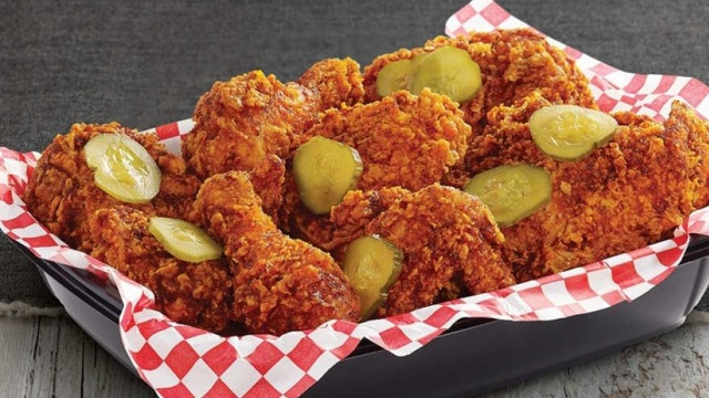 Is KFC Nashville Hot Chicken hot enough?