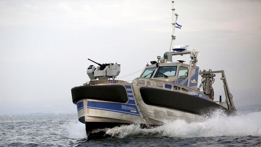 Israeli defense specialist Elbit Systems has unveiled an unmanned naval vessel designed for anti-mine and anti-submarine operations