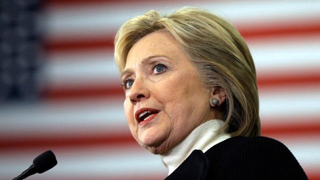 Official: Clinton aides handled 'top secret' intel on server