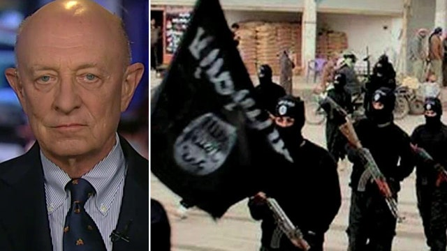 CIA director: ISIS made and used chemical weapons