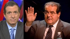 'MediaBuzz' host Howard Kurtz reacts to media coverage in the wake of Justice Scalia's death