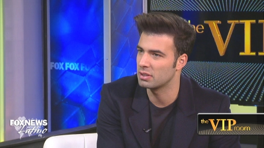 Jencarlos Canela stars in FOX's 'Passion,' a modern-day story of Jesus