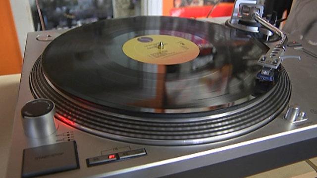 Vinyl's moment gains momentum