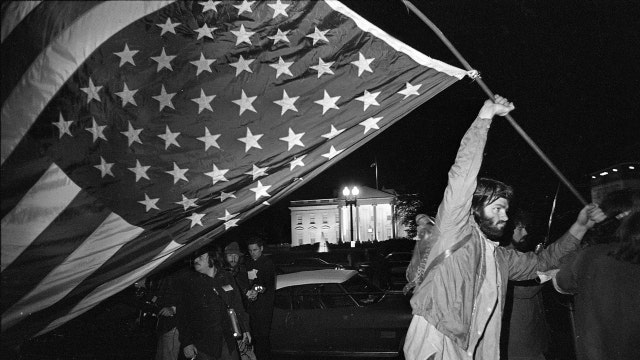 America returning to the political climate of the '70s?