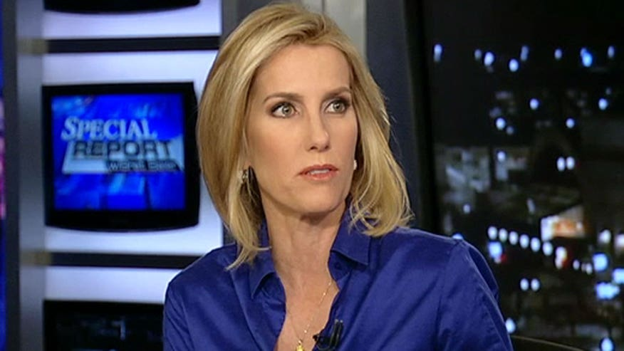 Laura Ingraham says Donald Trump's strategy is to take down all his opponents in Mafioso style hits