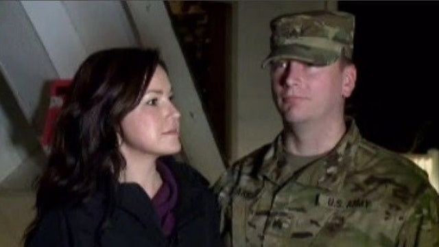 Military family kicked out of home amid collapse concerns