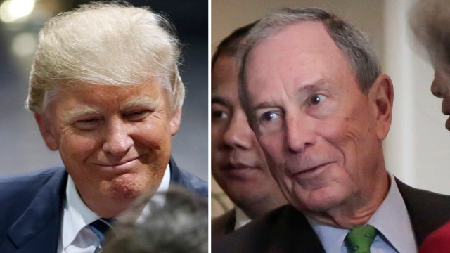 What if Trump, Bloomberg both run as third-party candidates?