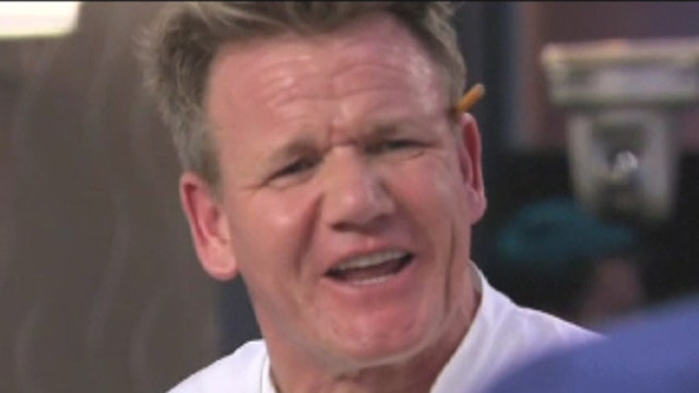 Little time for contestants to cool down on 'Hell's Kitchen'