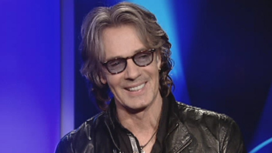 Face2Face: Music legend Rick Springfield discusses his new album 'Rocket Science,' his burgeoning acting career and performs 'Light this Party Up'