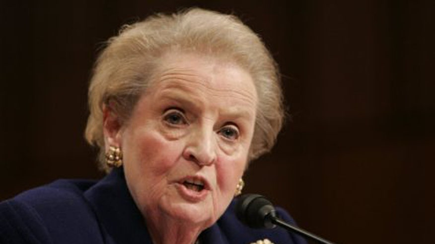 After Madeleine Albright's 'hell' comment
