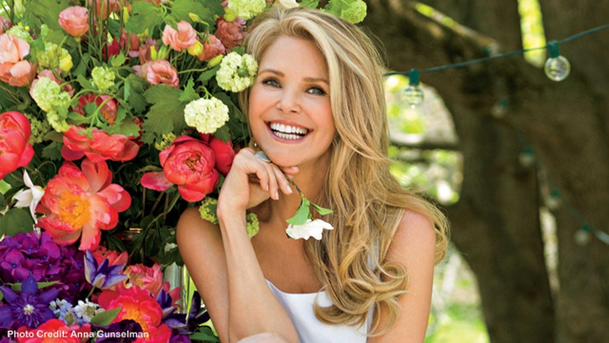 "Fresh off the release of her lifestyle book ""Timeless Beauty,"" Christie Brinkley shares her personal secrets for aging gracefully."