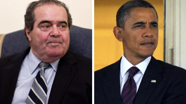 Why is the WH not explaining Obama skipping Scalia funeral?