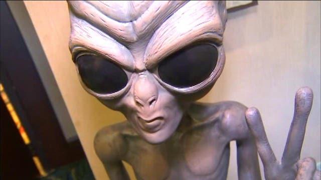 Extraterrestrial enthusiasts flock to Phoenix