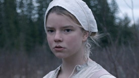 New horror movie takes audiences to 1630 New England, where a religious family blames their eldest daughter for the disappearance of her sibling