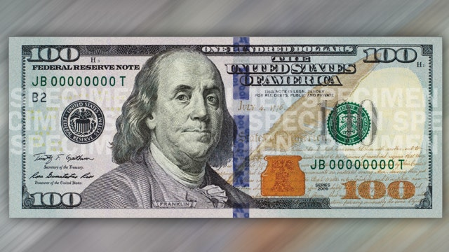 Time to kill the $100 bill?