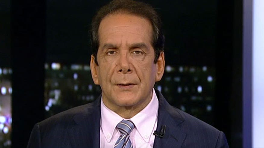"Syndicated columnist Charles Krauthammer said Friday on ""Special Report with Bret Baier"" that Republican presidential contender Donald Trump will be the victor in tomorrow's South Carolina primary, likely by a wide margin."