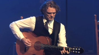 Jazz-flamenco guitarist is currently on tour in support of his latest album 'One World'