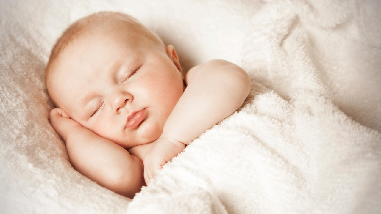 Cute Babies Sleeping Images: How To Get Your Baby To Sleep