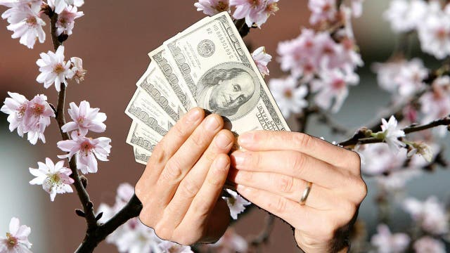 5 things you can do to spring clean your finances