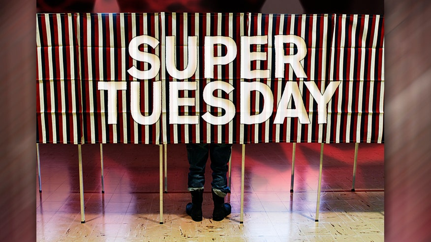 Everything you need to know about Super Tuesday, where the candidates stand and how many delegates are at stake