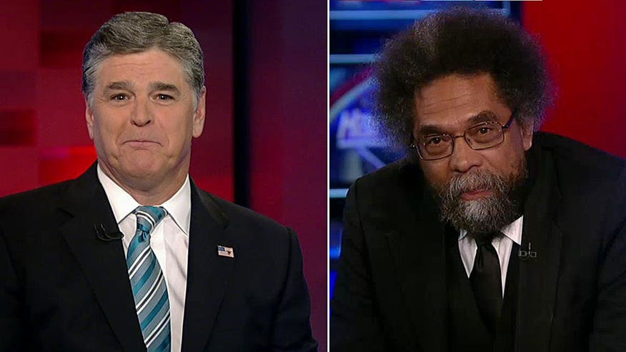 Social activist talks voter suppression and his support of Bernie Sanders on 'Hannity'