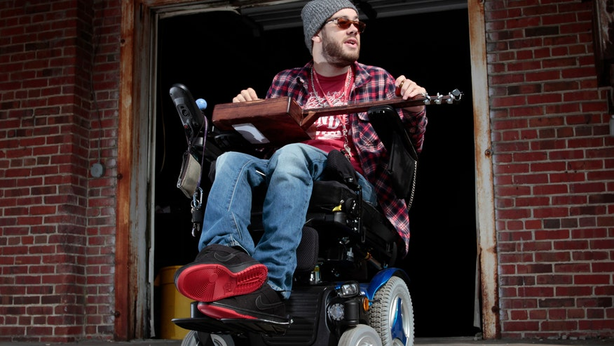 "Musician Ryan ""Gooch"" Nelson was 18 when a car accident left him paralyzed. Five years later he was diagnosed with leukemia. He shared his story to remind others that no matter what obstacles come your way life goes on"