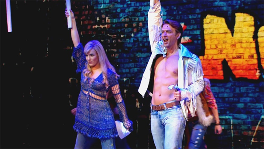 "Off-Broadway's new jukebox musical ""Trip of Love"" taps into the sights and sounds of the '60s."