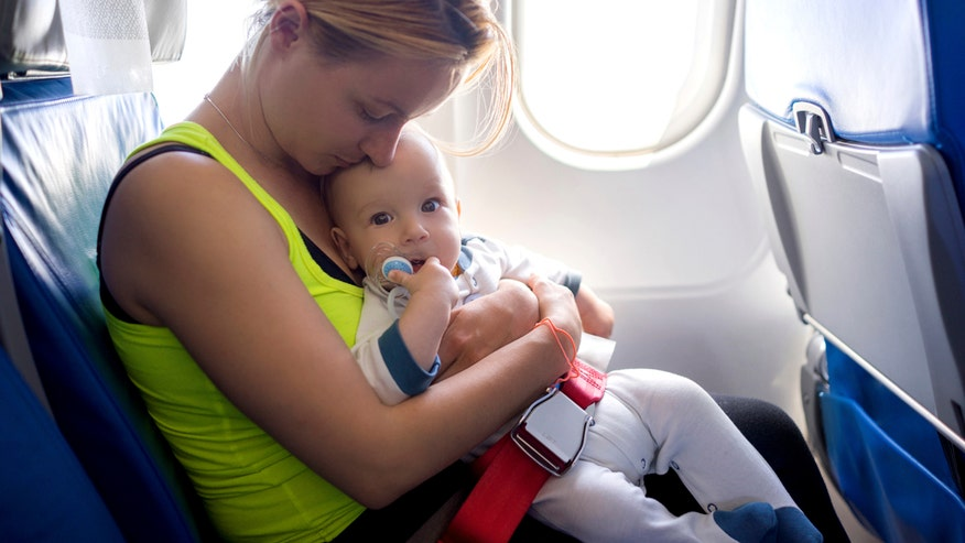 Q&A with Dr. Manny: I'm having anxiety thinking about flying with an infant. What can I do to make the experience less stressful?