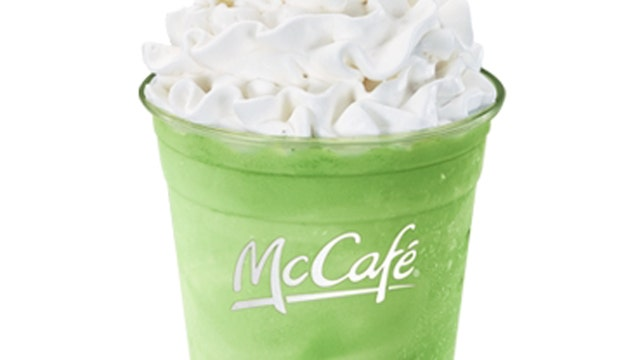 Chew on This: What's in the Shamrock Shake?