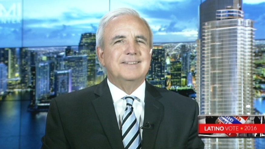 Miami-Dade County Mayor Carlos Gimenez talks to Fox News Latino about the Florida's winner-take-all GOP primary.