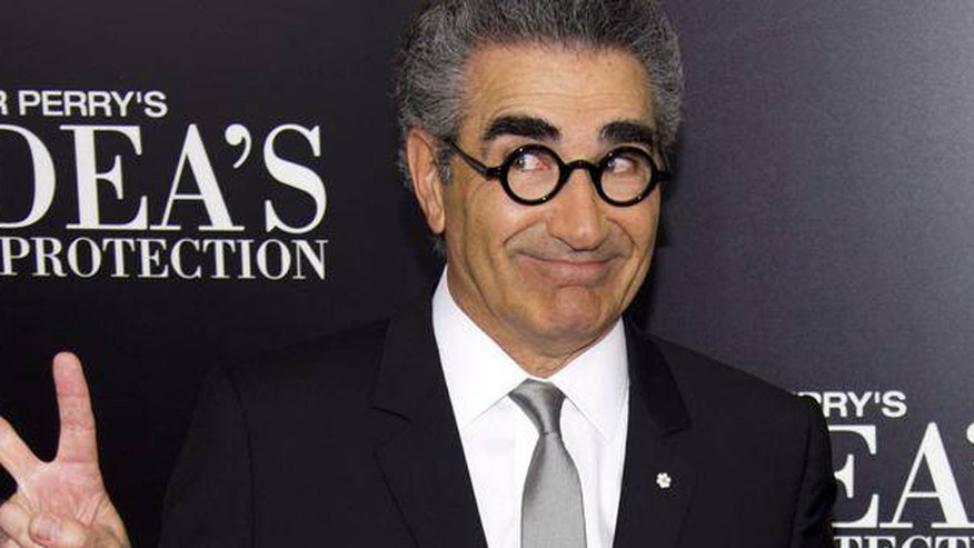 Face2Face: With season 2 premiering, Eugene Levy and the cast of the surprise hit 'Schitt's Creek' share stories from creating the comedy show