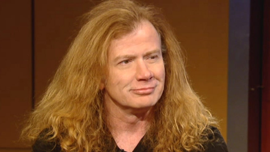 Face2Face: Megadeth's Dave Mustaine talks new studio album 'Dystopia,' getting political and what young Americans are looking for today