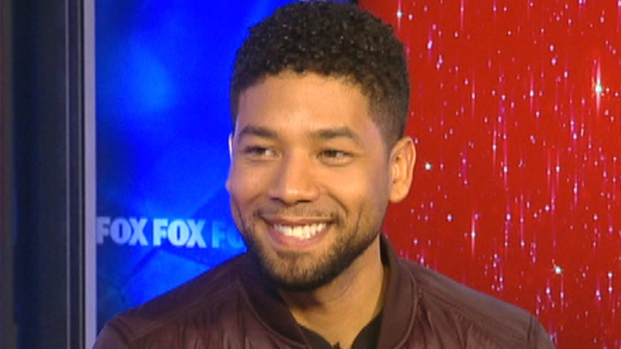 Face2Face: Jussie Smollett talks drama, new music and guest stars coming up on 'Empire'