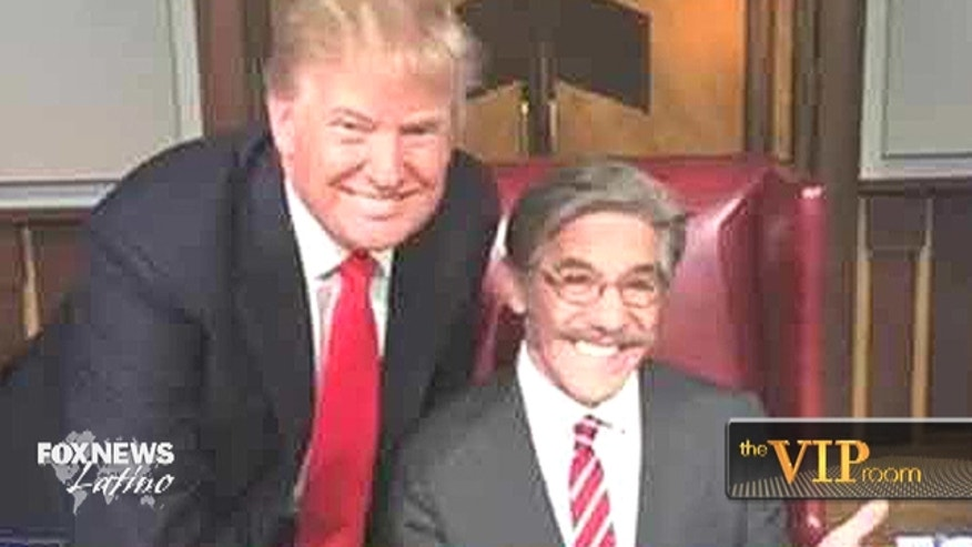 "Geraldo Rivera says he will ""never, never vote"" for Trump ""unless he profoundly moderates his positions"" on immigration."