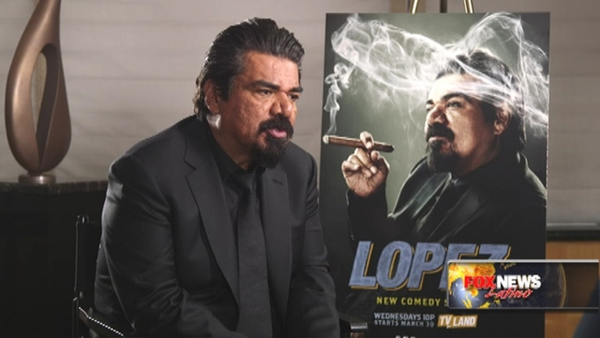 "George Lopez's new show ""Lopez"" takes a look as his life as a successful comedian."