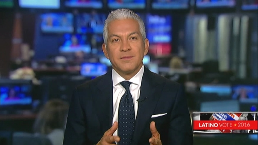 "Donald Trump has revealed how he'll pressure Mexico to build what he calls a ""great, Great Wall."" The president of the U.S. Hispanic Chamber of Commerce, Javier Palomarez, talks about Trump's plan."
