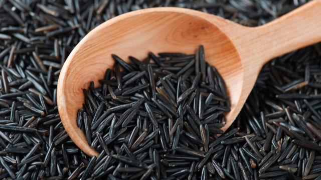 Is black rice a new superfood?