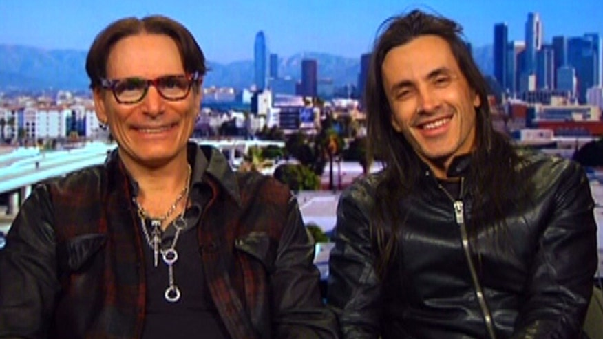 Steve Vai and Nuno Bettencourt hit the road with fellow guitar greats Zakk Wylde, Yngwie Malmsteen, and Tosin Abasi