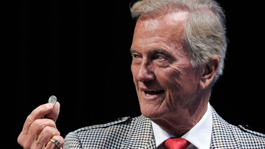 "Alan talks to singer Pat Boone about whether Saturday Night Live was being blasphemous when parodying ""God's Not Dead 2."""