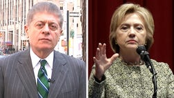 Last weekend, Hillary Clinton dispatched her husband, former President Bill Clinton, to offer a defense of her alleged espionage.