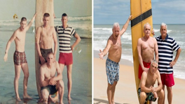 Fox Flash: Marines then and now